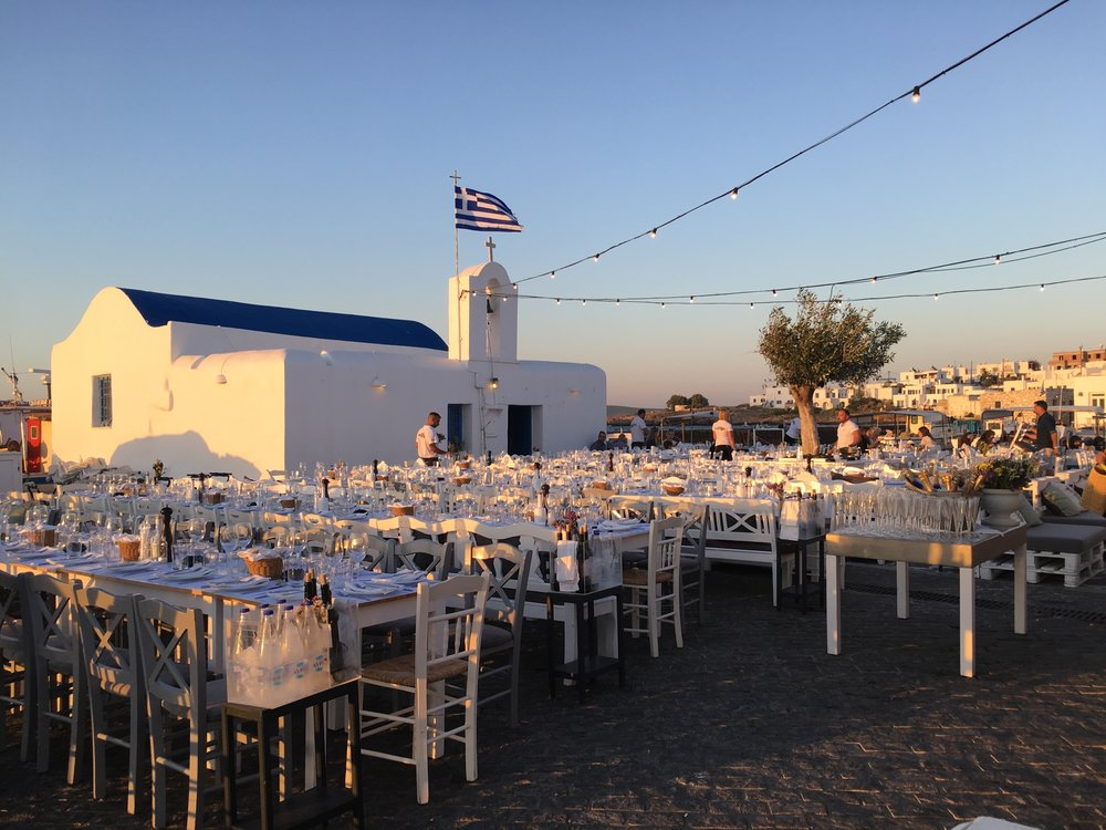 Barbarossa for dinner - This one is no secret; you'll find it easily on trip advisor – but for those who enjoy seafood, this spot cannot be missed. It's located at the very edge of the island and you're surrounded by water on all sidesVisit Barbarossa