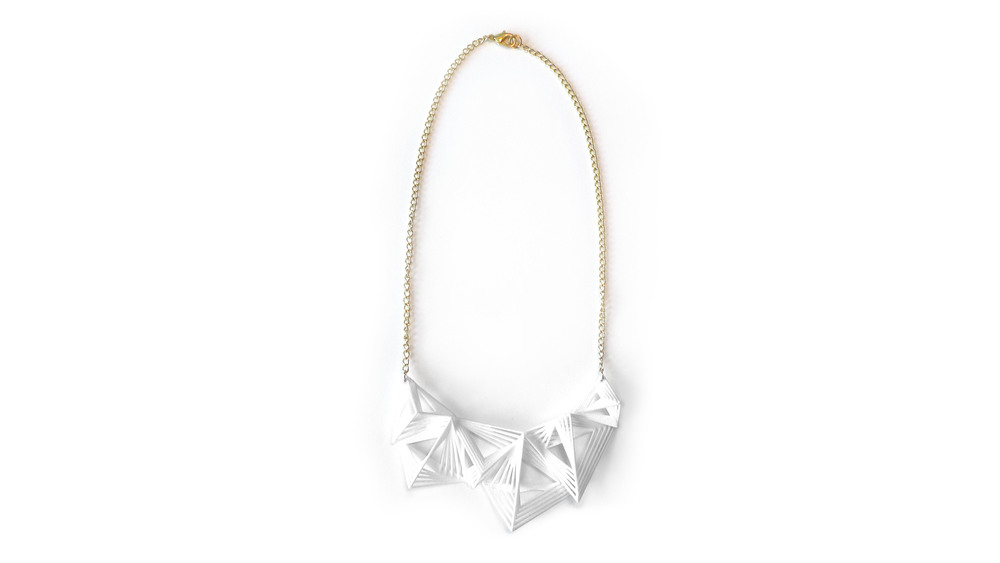 Tetryn Necklace 6100: In Nylon $18