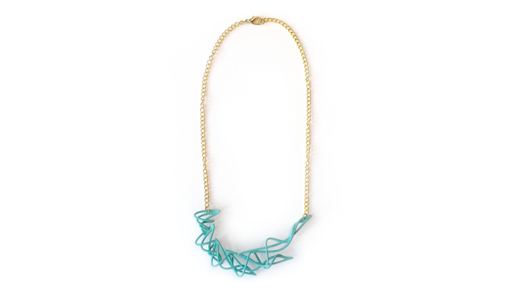 Vort Necklace (Spiked) 5200: In Nylon $15