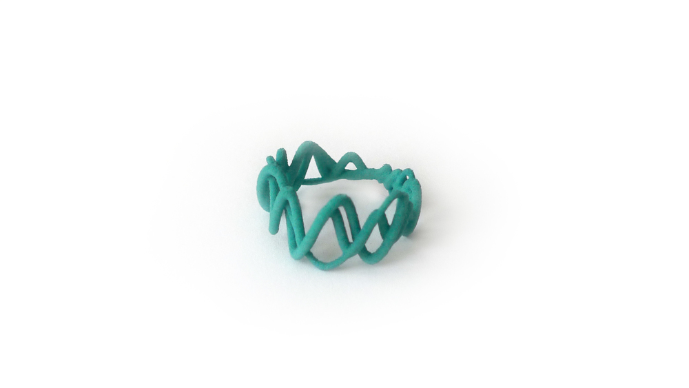 Vort Ring (Small) 5600: In Nylon $9 5690: In Steel $28