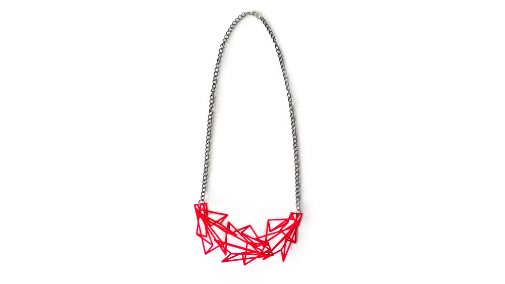 Estelle Necklace   7100: In Nylon $16