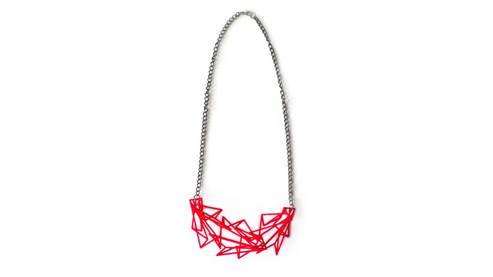 Estelle Necklace   7100: In Nylon $16