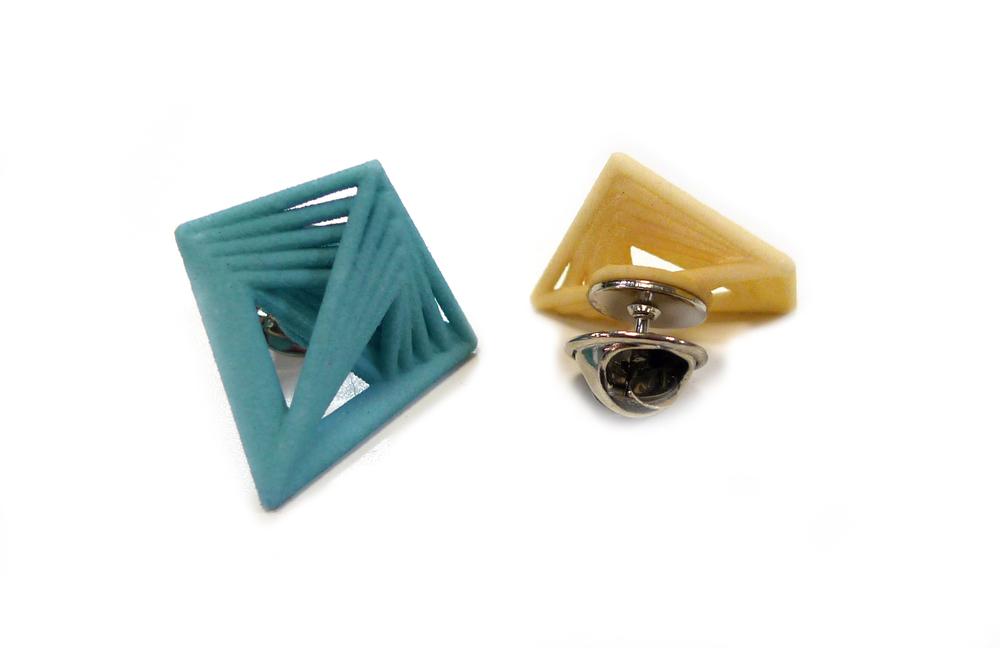Tetryn Pins   6900: In Nylon $5