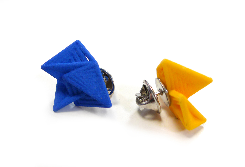 Tetryn Cluster Pins   6950: In Nylon $5