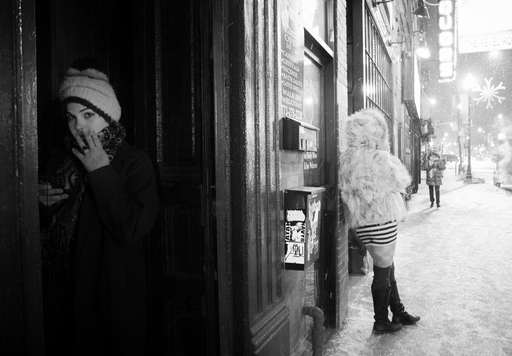 The secret, Chicago, 2013