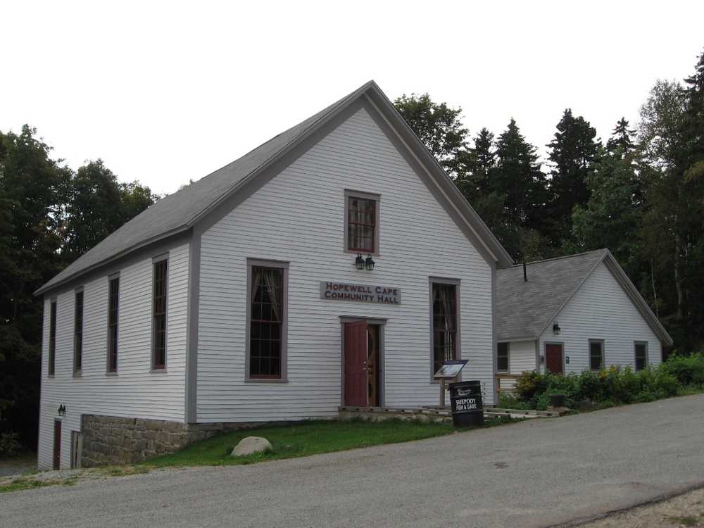 The Community Hall