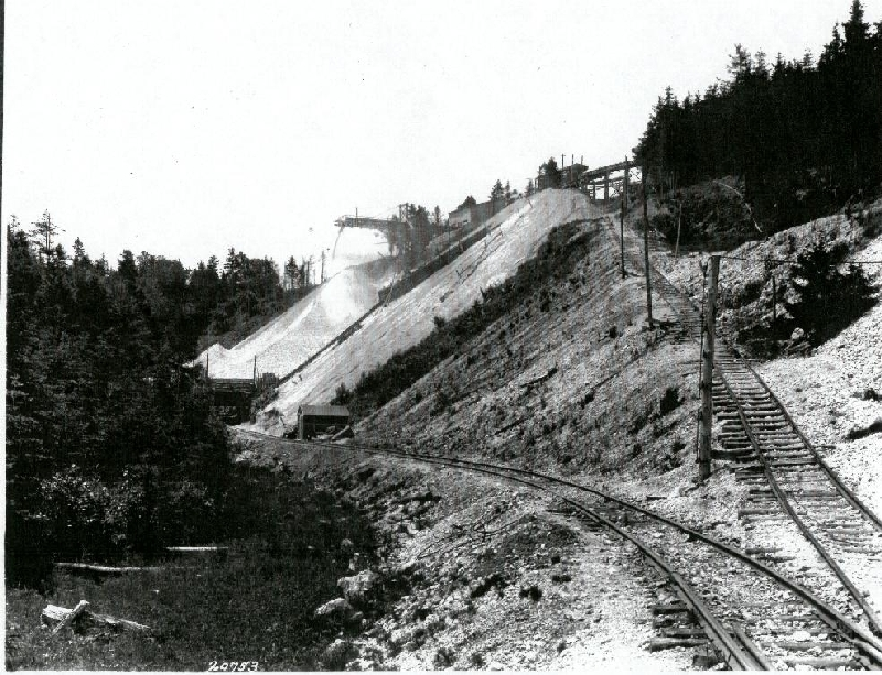 King or Blight Quarry.   1910   Surrey, New Brunswick, Canada