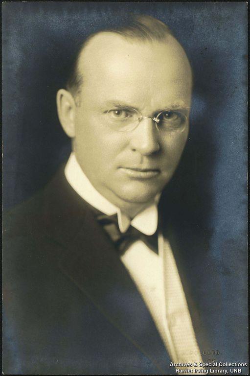Richard Bedford Bennett   1917   Calgary, Alberta, Canada