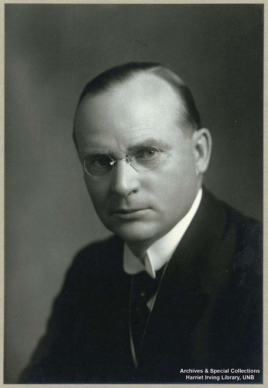 Richard Bedford Bennett   Circa 1920