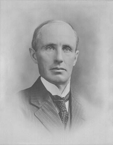 Arthur Meighen, ninth Prime Minister of Canada, July 10, 1920 to December 29, 1921; and June 29 to September 25, 1926.