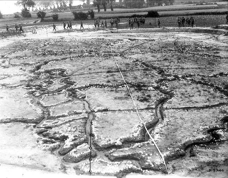 Battle Plan Vimy 1917