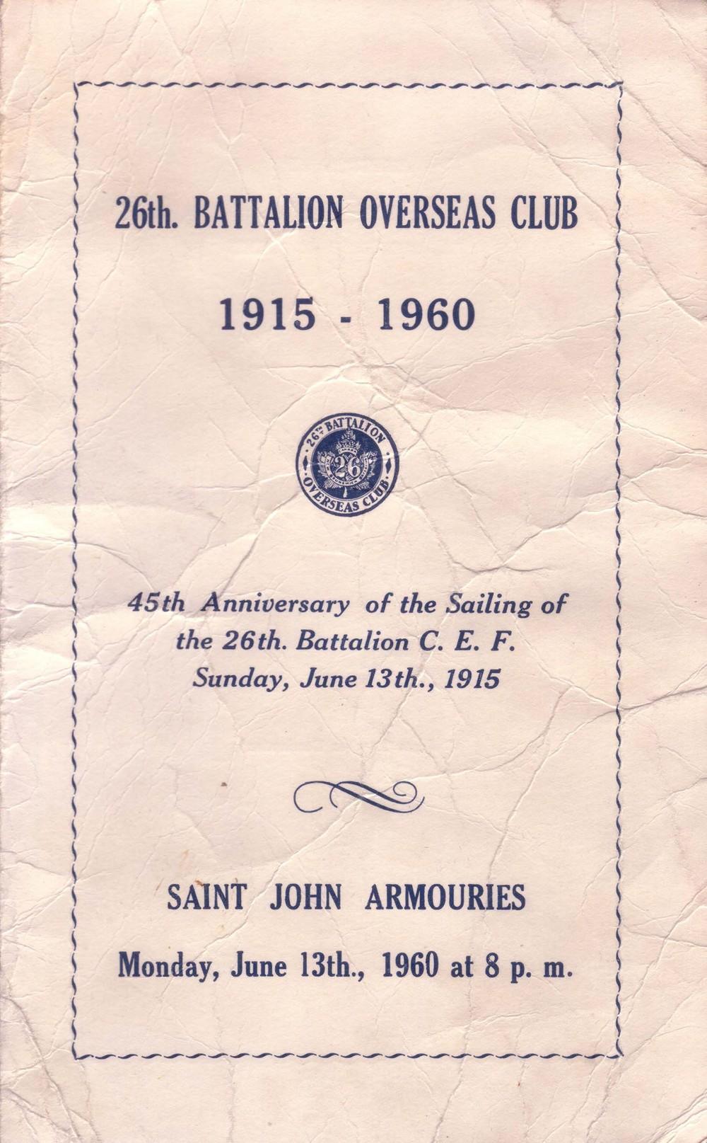 26 battalion anniversary 1960-1.jpg