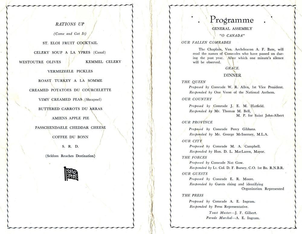 26 battalion anniversary 1960-2.jpg