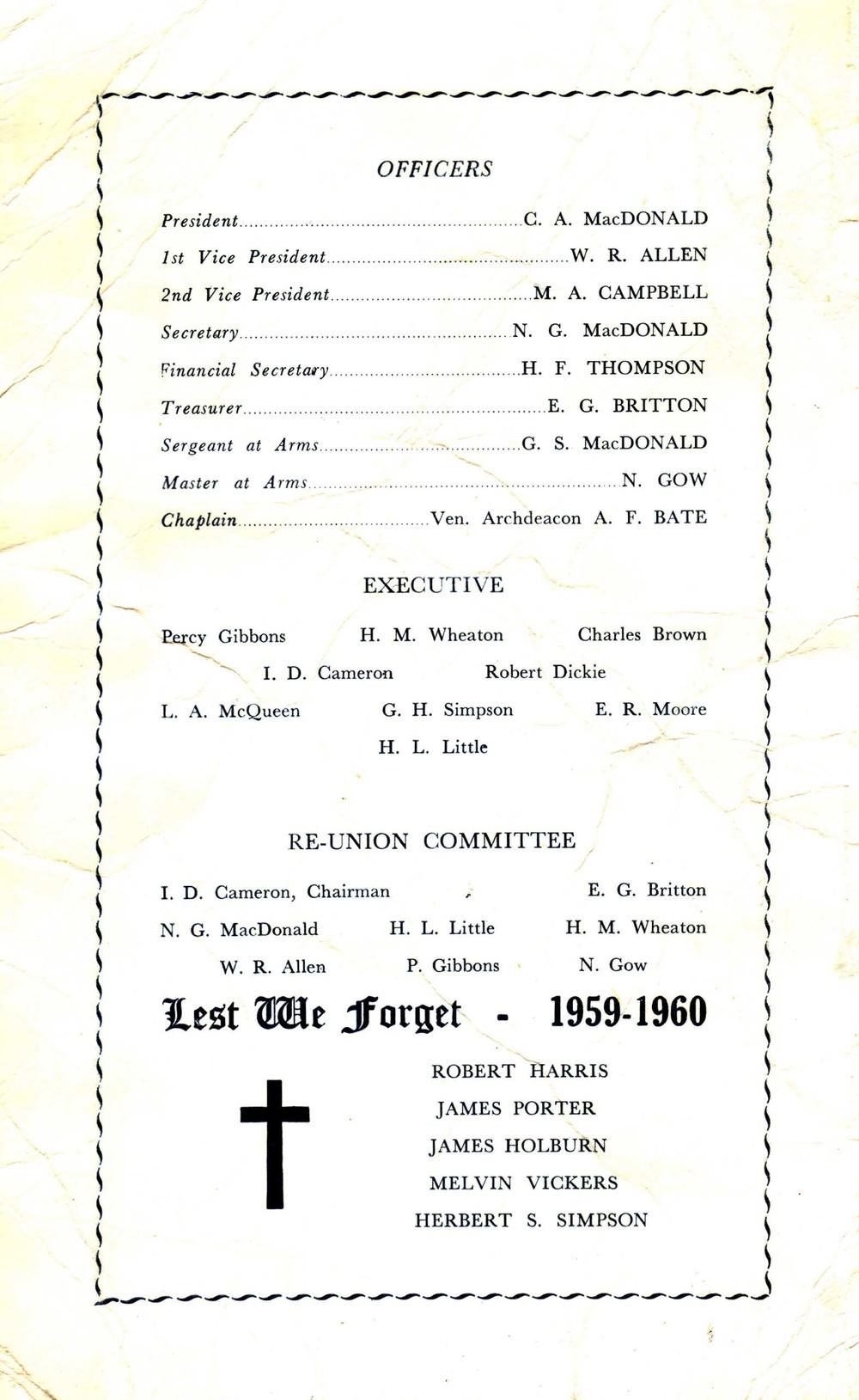 26 battalion anniversary 1960-3.jpg