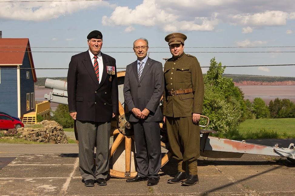 BT Gen Atkinson Brian Keirstead MLA ALbert & Stuart Liptay.jpg