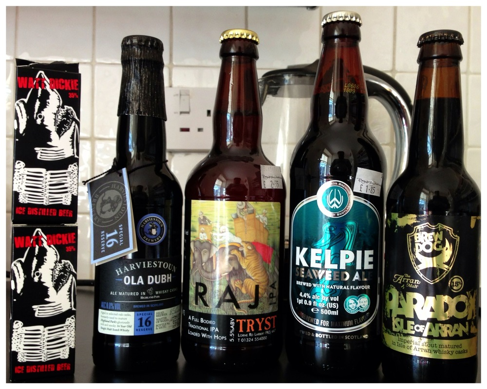 Some great UK brews