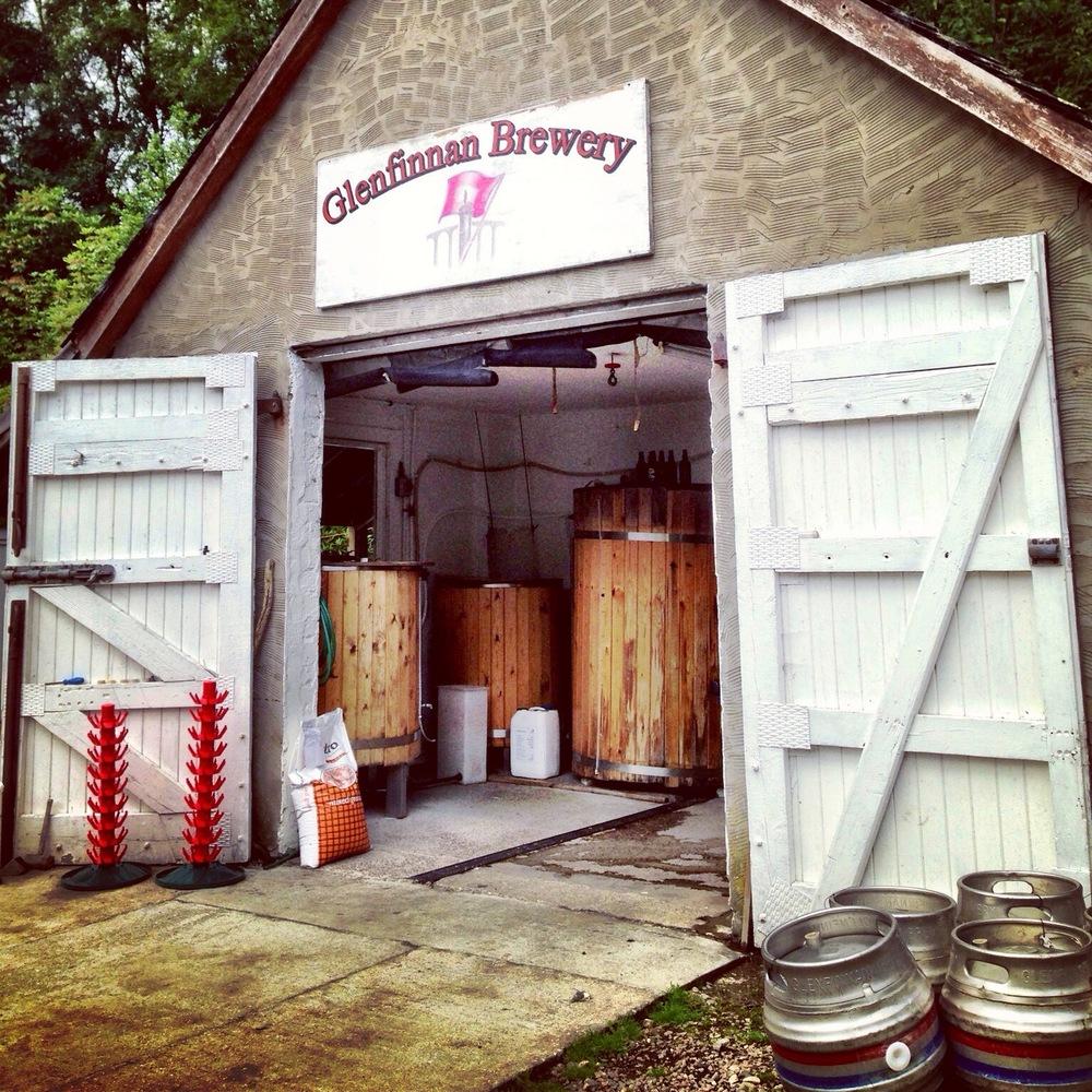 Glenfinnan Brewery