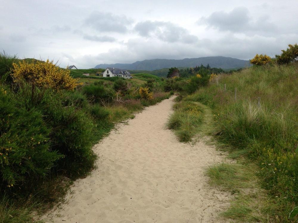 Beach n ear Portnaluchaig