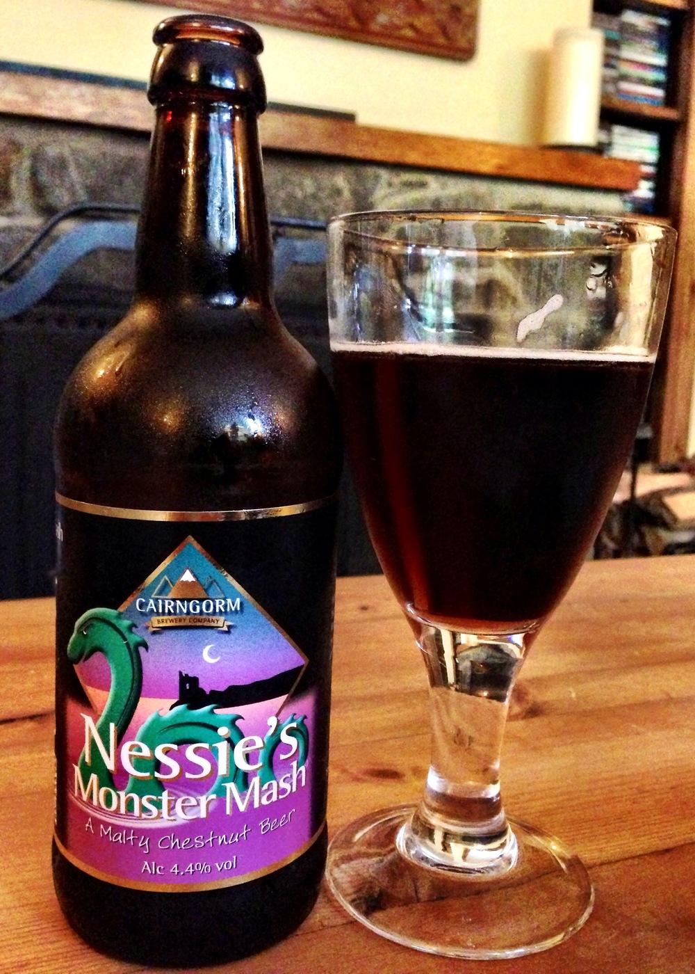 Cairngorm's Nessie's Monster Mash