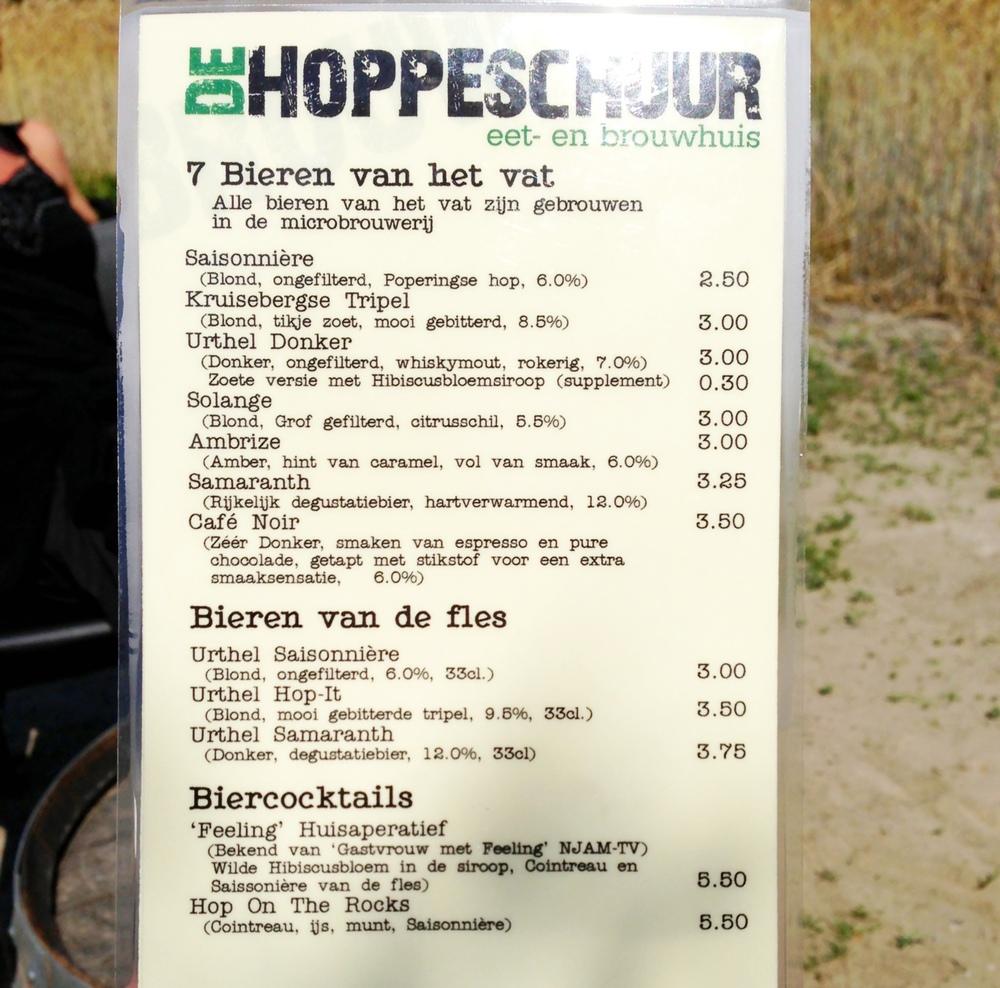 MicrobrouwerijUrthel in Ruiselde, West Flanders