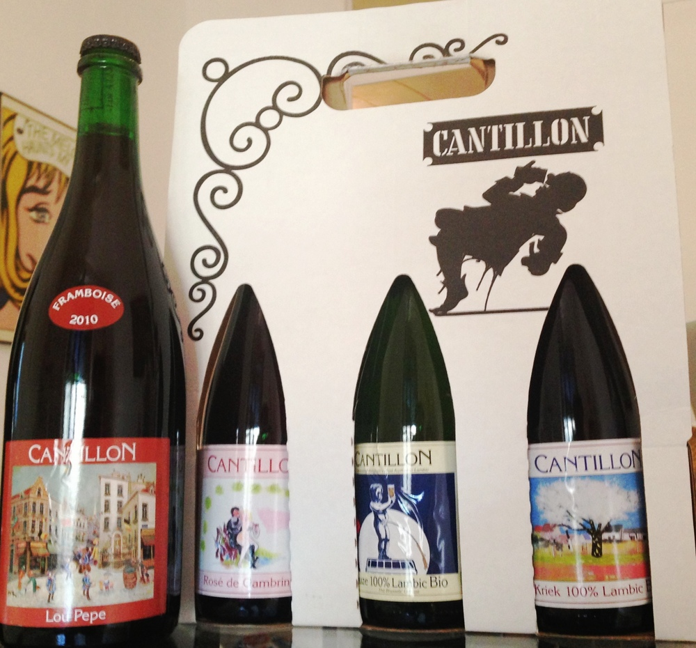 Cantillon to bring home!