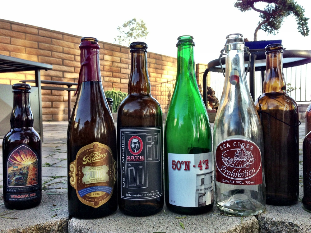 The Epic Bottle Share
