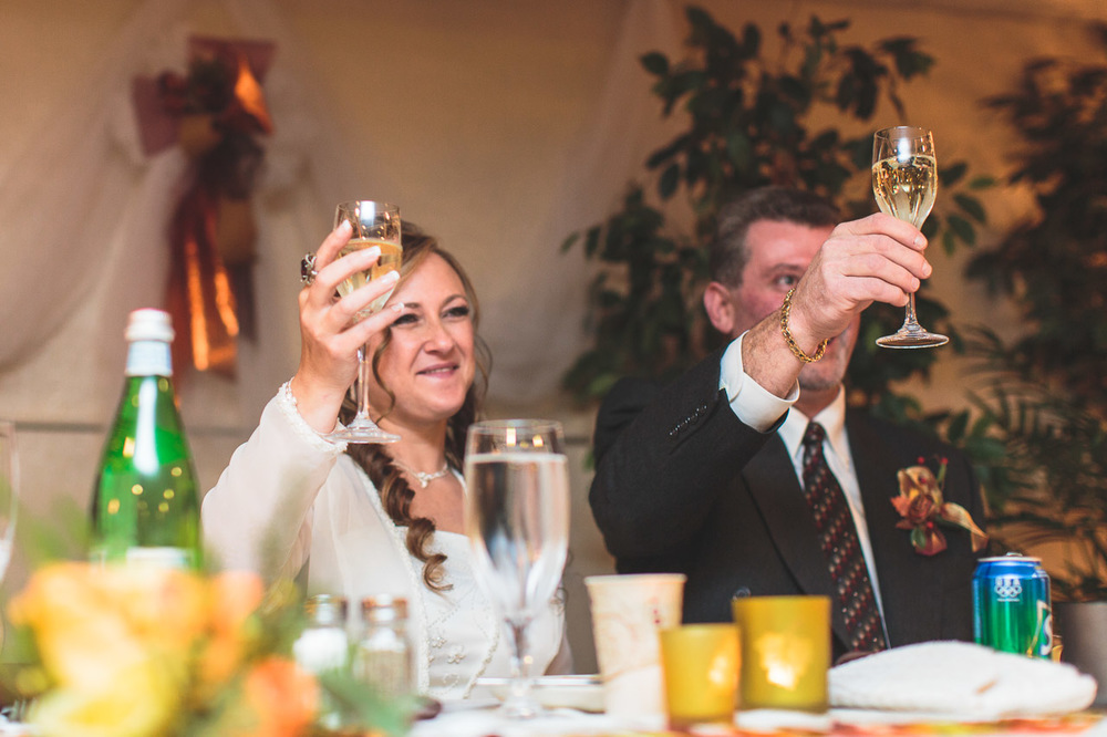 Wedding Toast Chester NJ