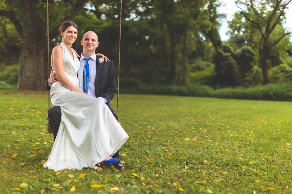 Unionville Wedding Portraits