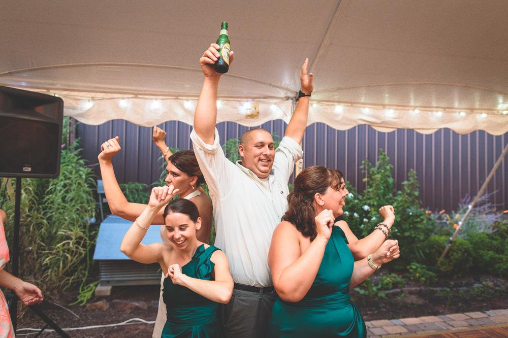 Unionville Wedding Reception Photography