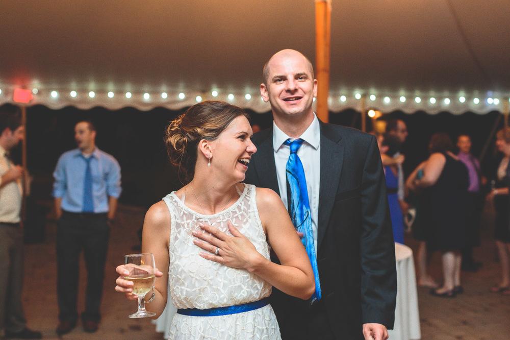 Unionville Wedding Reception