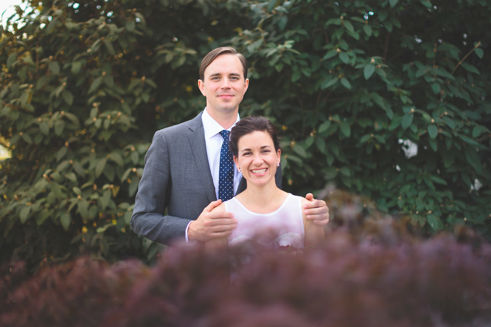 Portrait Raritan Inn Wedding
