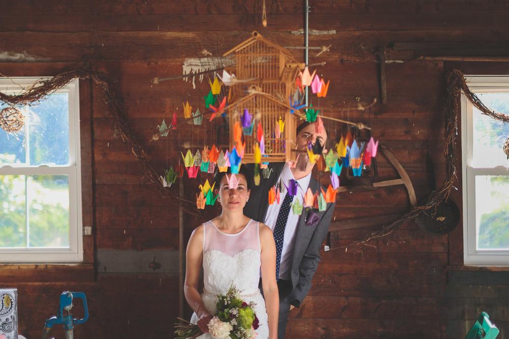 Raritan Inn Barn Wedding