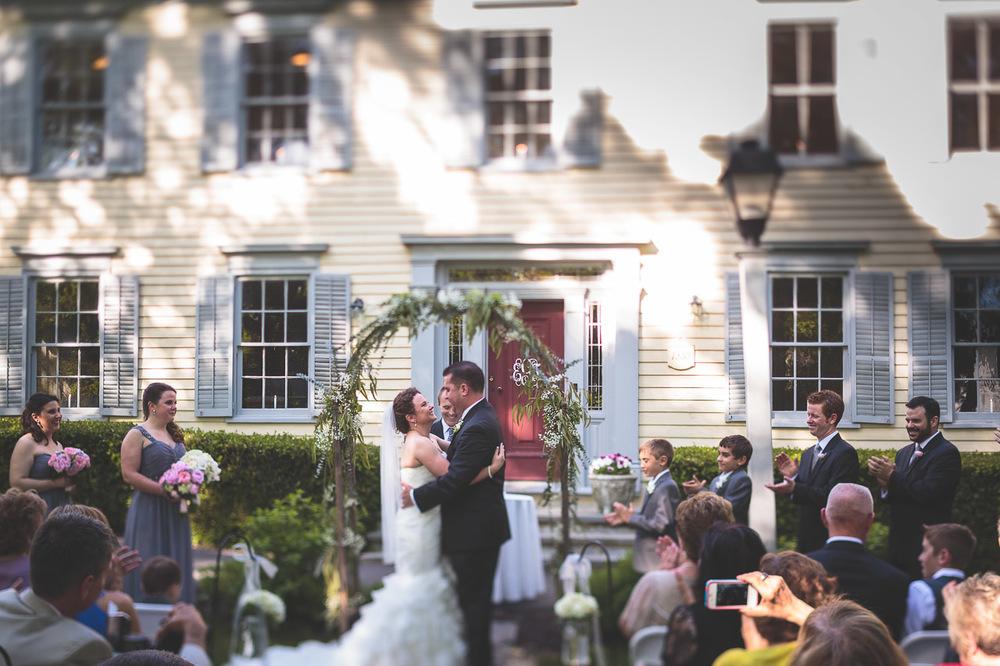 Wedding Inn at Millrace Pond
