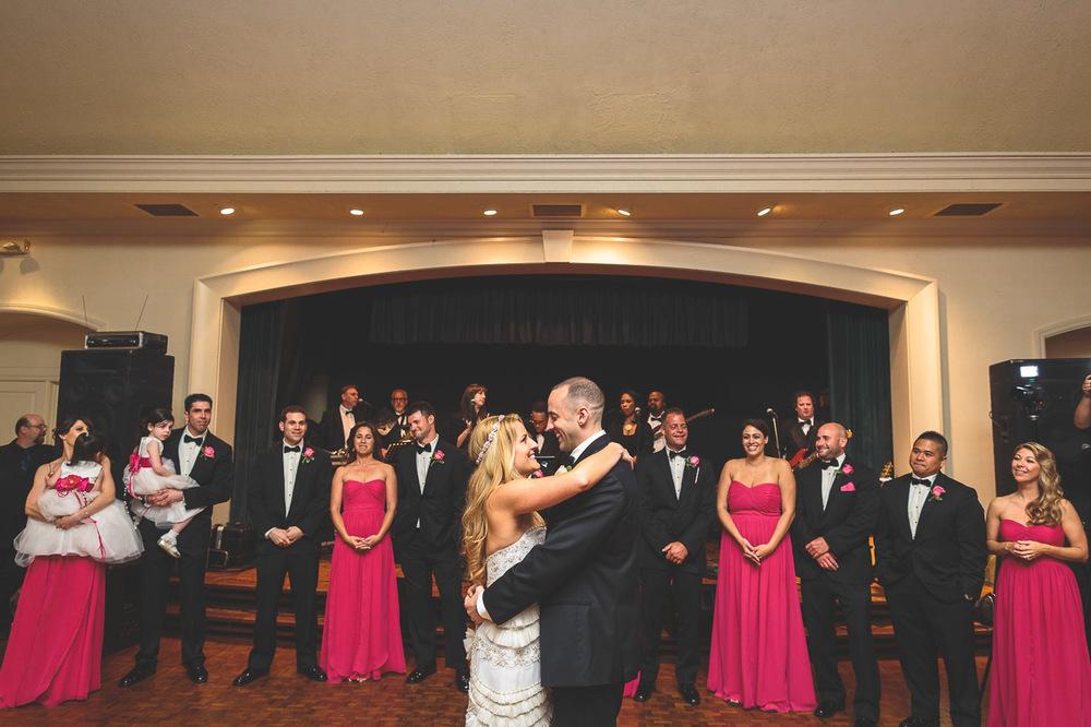 Wedding FIddler's Elbow
