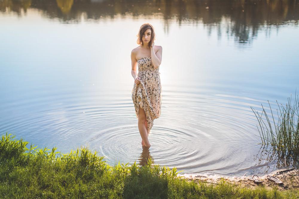 Portrait Horseshoe Lake