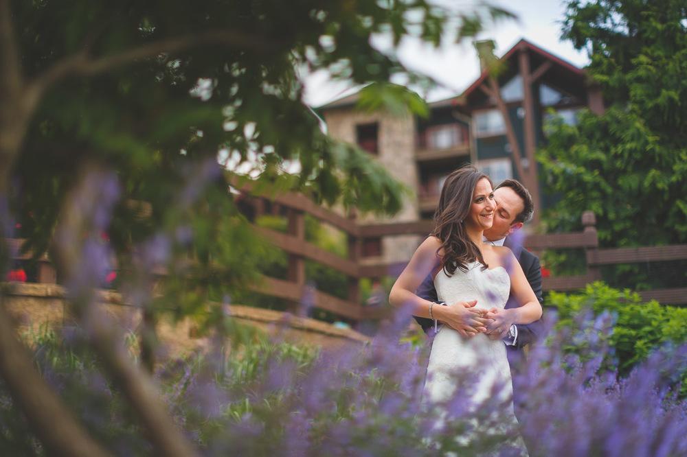Wedding Crystal Springs Resort