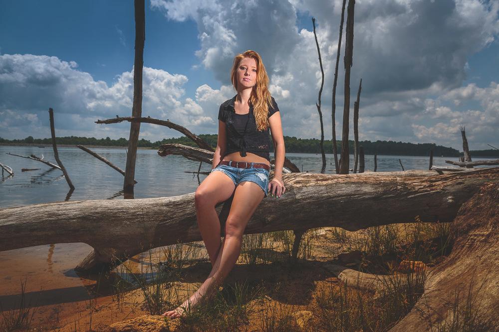 Portrait Merrill Creek Reservoir
