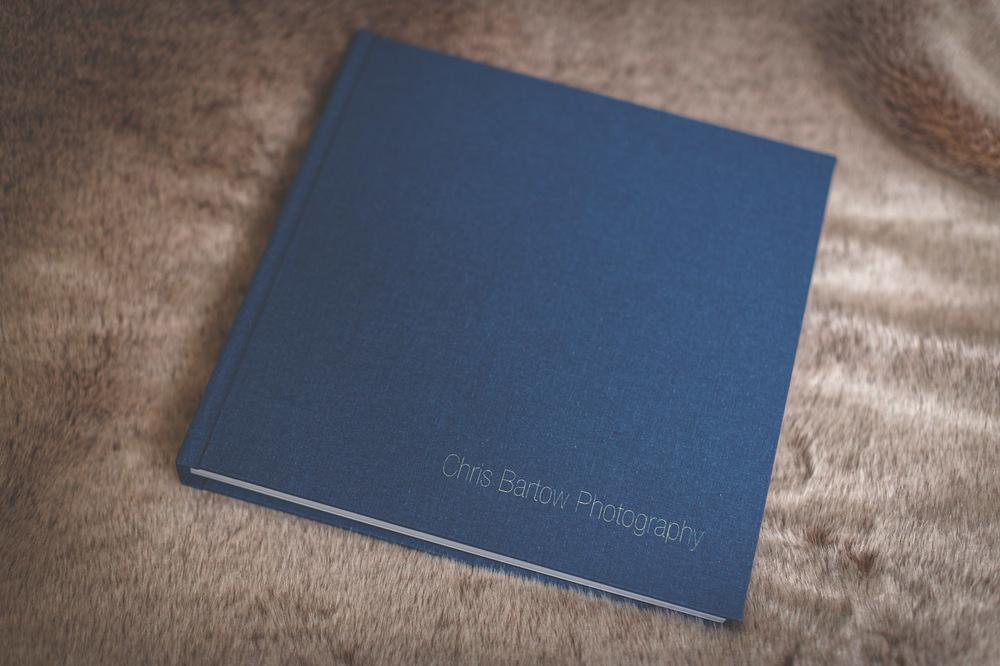 Wedding Album Linen Cover