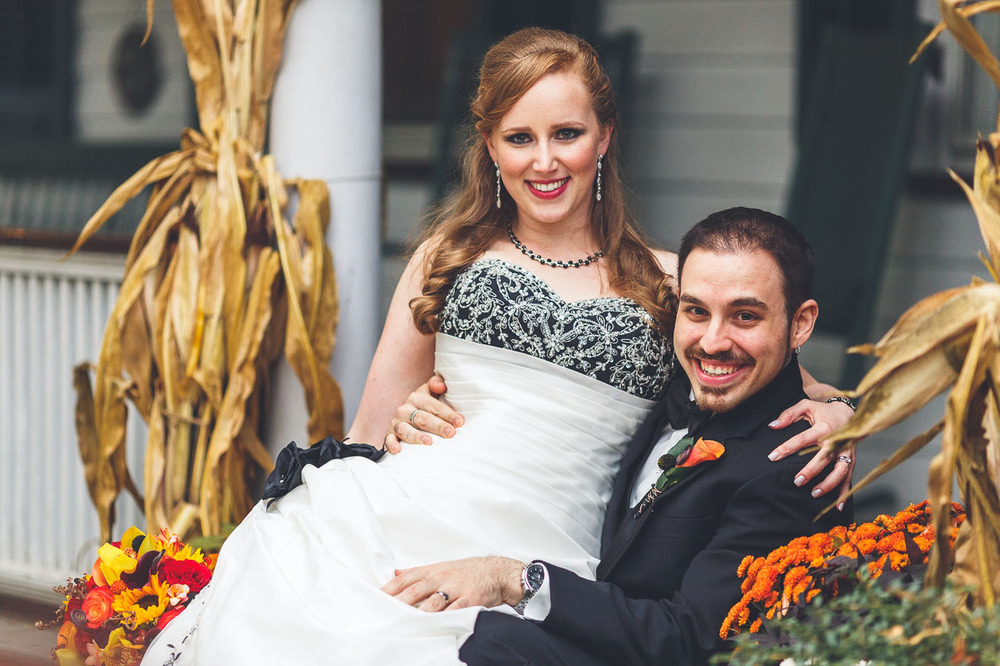 Cranbury Inn Wedding Photographer