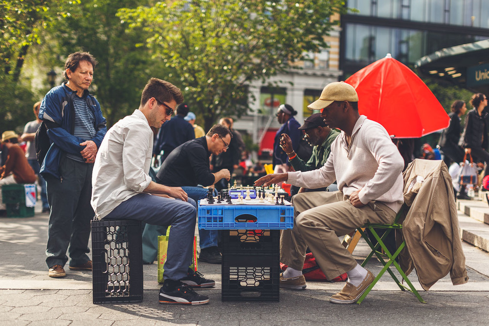 Street Chess Masters