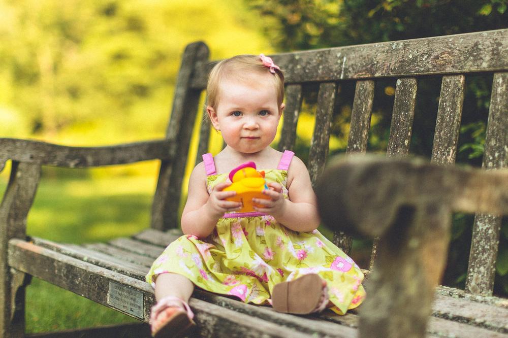 Willowwood Arboretum Baby