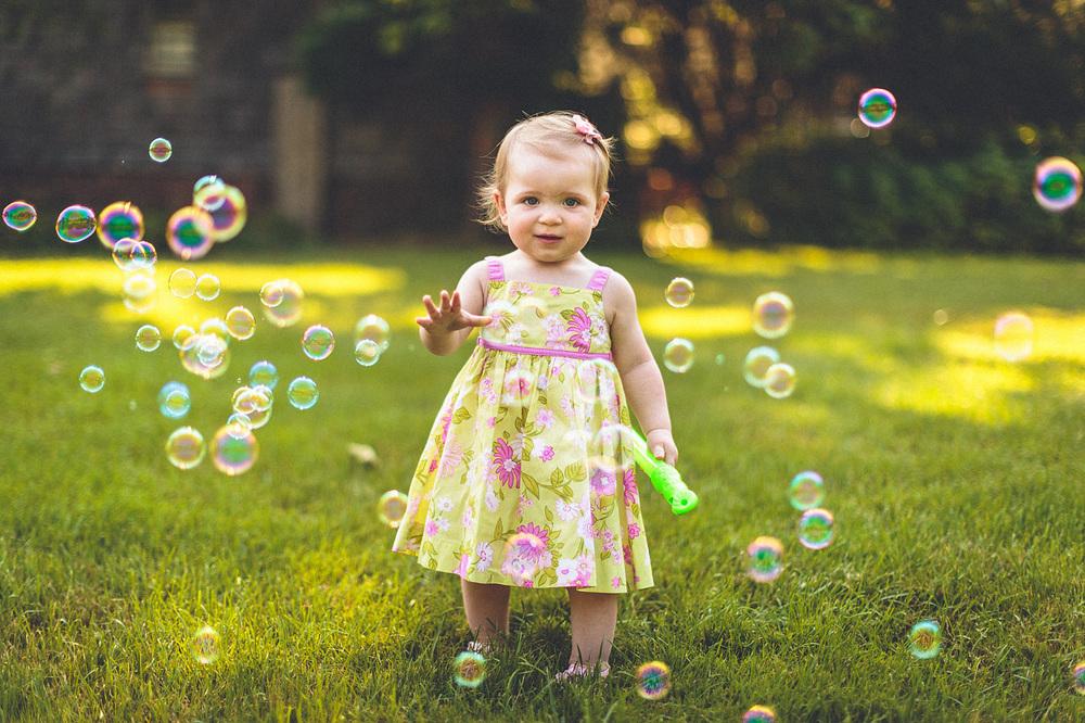 Willowwood Arboretum Baby Bubbles