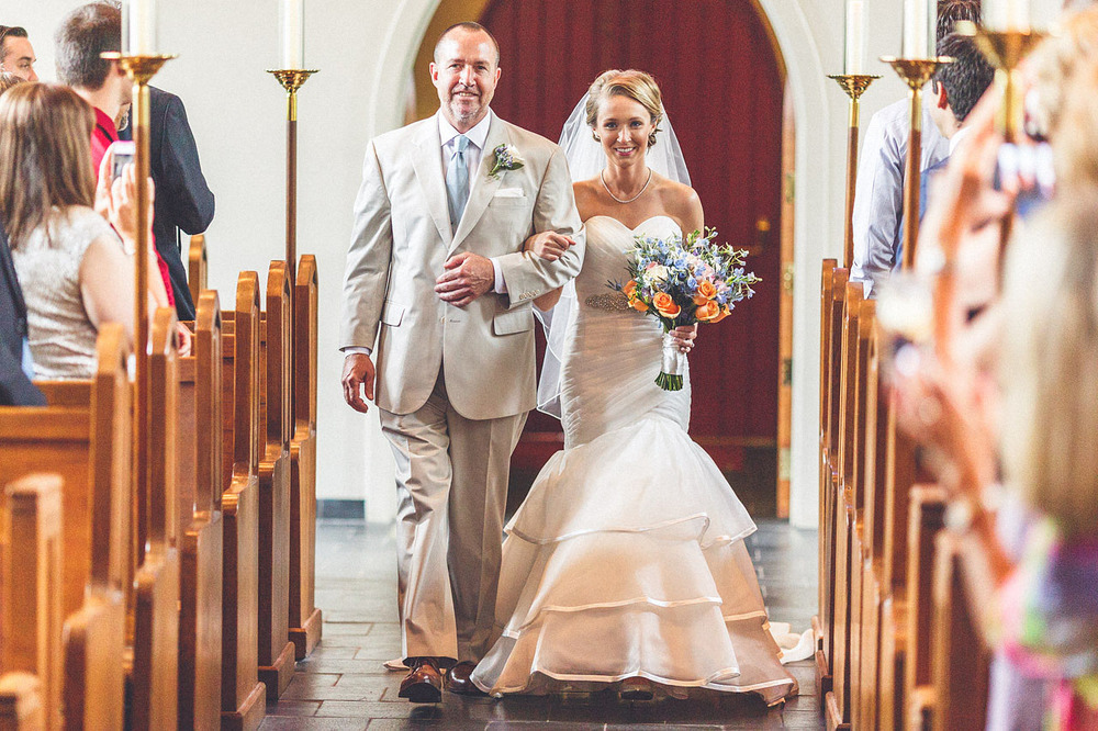 St Martin's Church Wedding