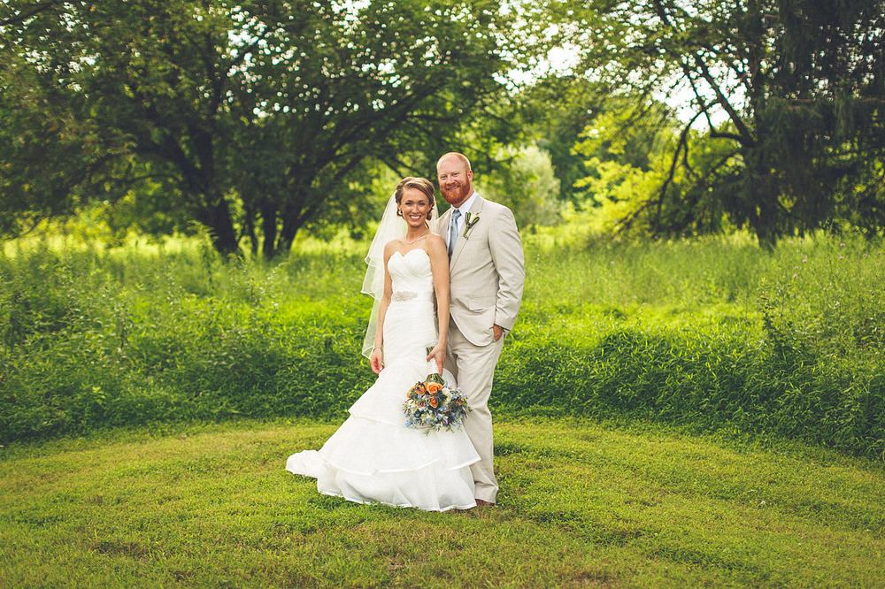 Ryland Inn Wedding Portrait