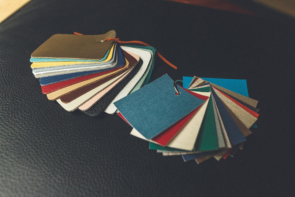Wedding Album Colors