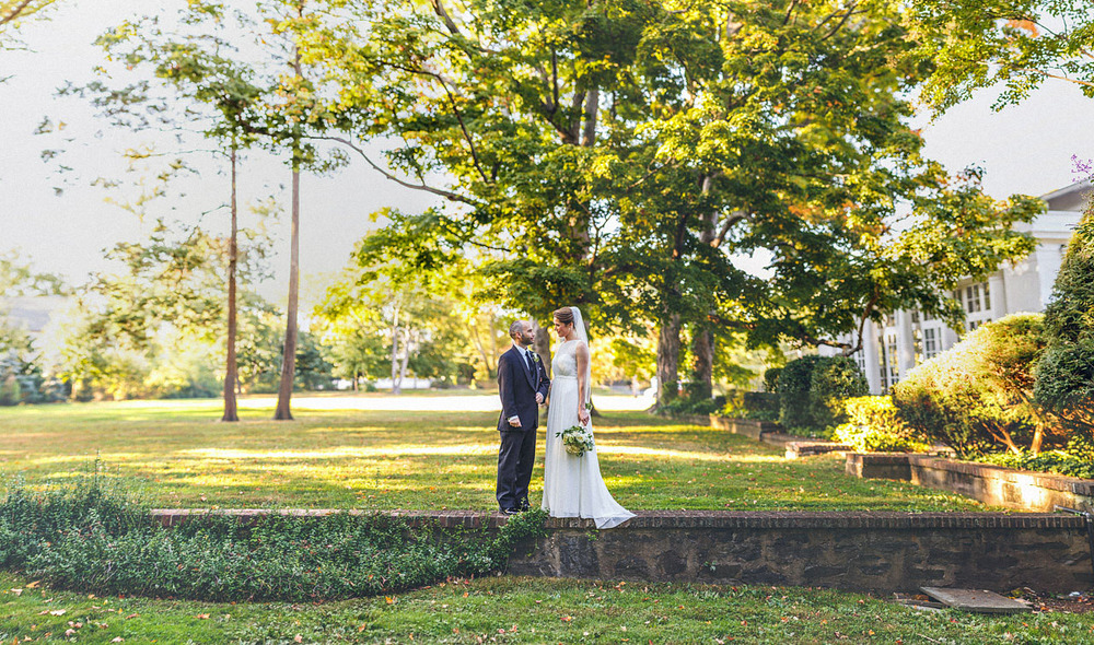 White Plains New York Wedding Portrait