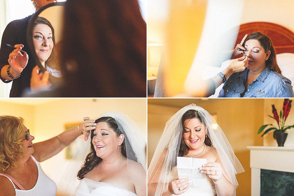 Bridal Prep Hilton Garden Inn Rockaway NJ