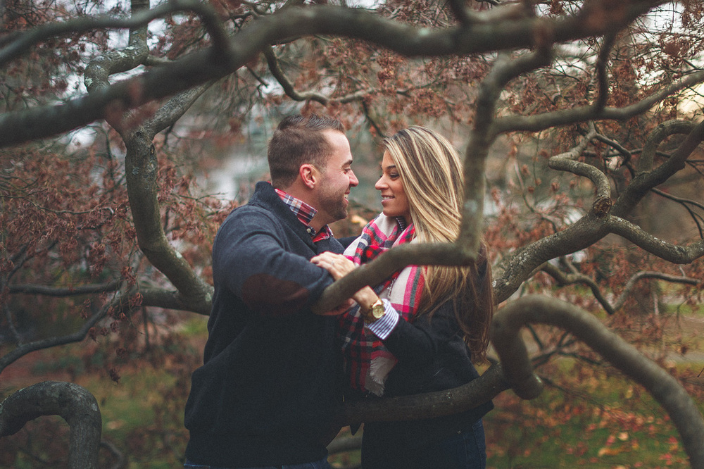 Tree Engagement Photo
