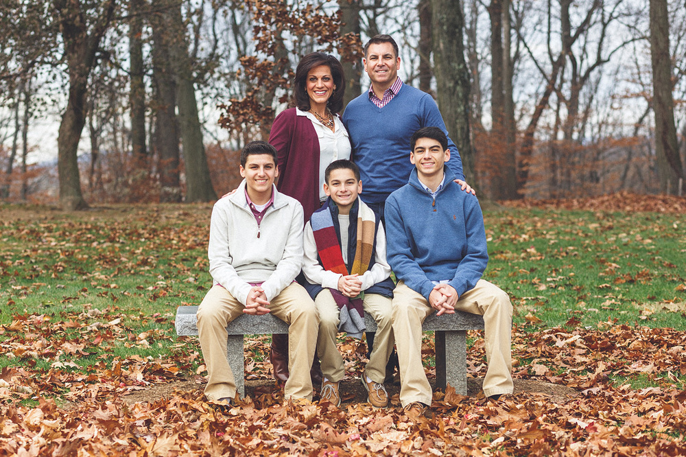 Family Portrait Morristown NJ