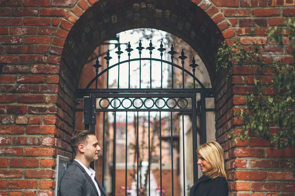Gate Engagement Photo